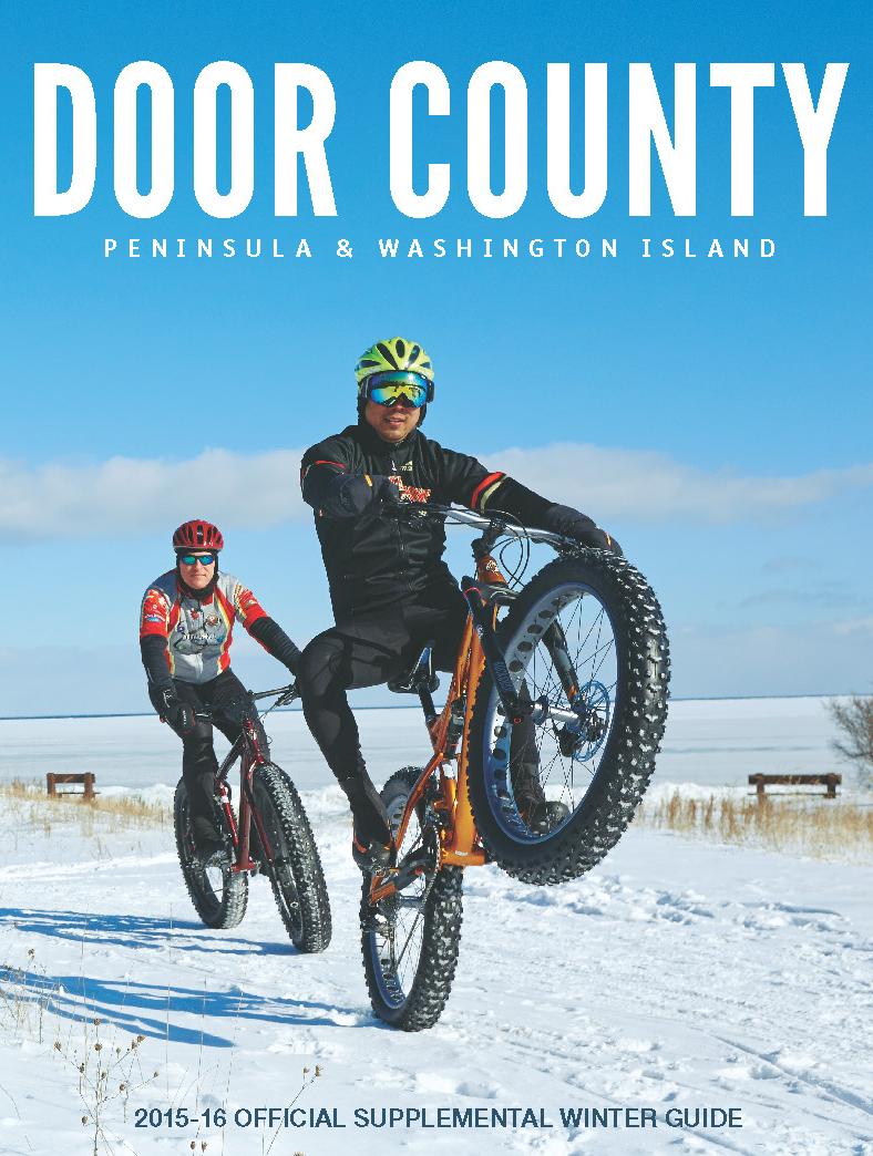 Door County Winter Guide Is Out Wdor