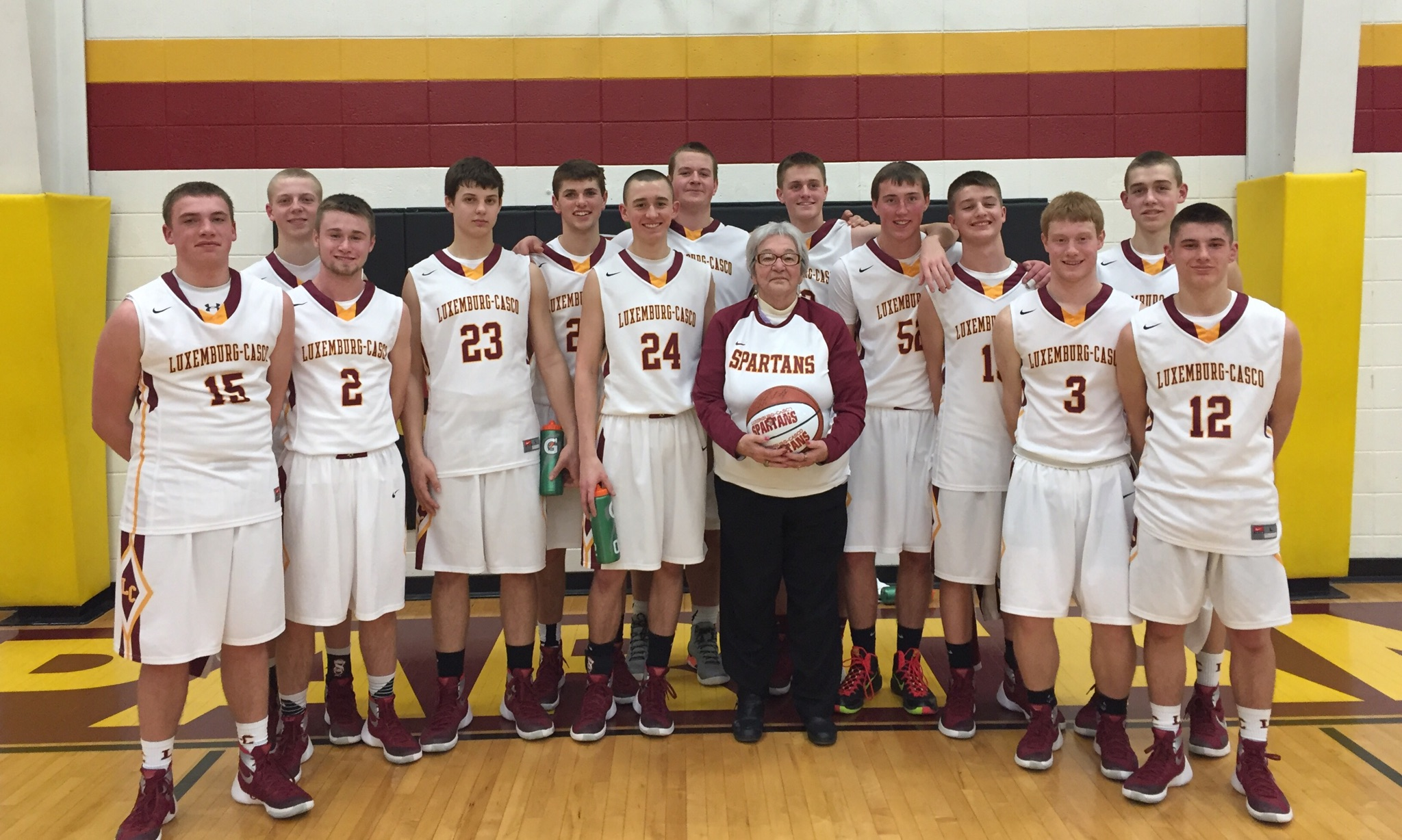 luxemburg basketball